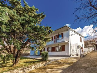 Stunning home in Klenovica w/ WiFi and 3 Bedrooms (CKN410)
