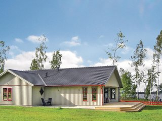 Beautiful home in Vittaryd w/ Sauna and 4 Bedrooms