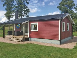 Nice home in Bolmso w/ WiFi and 2 Bedrooms
