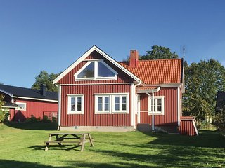 Nice home in Bolmso w/ WiFi and 3 Bedrooms