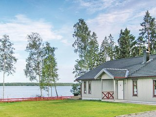 Stunning home in Vittaryd w/ Sauna and 4 Bedrooms