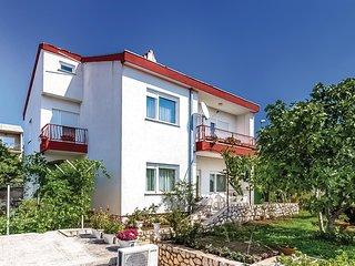 Beautiful home in Novi Vinodolski w/ WiFi and 4 Bedrooms