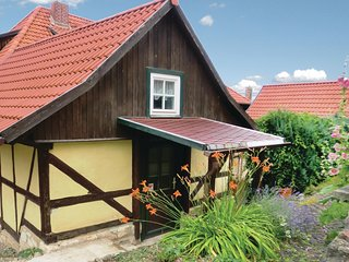 Awesome home in Blankenburg w/ WiFi and 1 Bedrooms