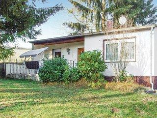 Stunning home in Harzgerode OT Dankerod w/ WiFi and 1 Bedrooms