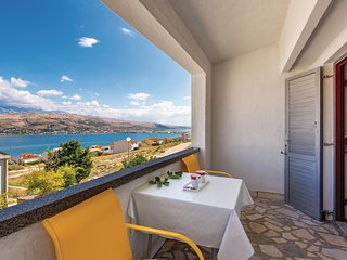 Nice home in Pag w/ WiFi and 1 Bedrooms