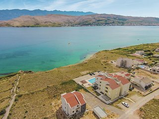 Nice home in Pag w/ WiFi and 2 Bedrooms (CKP546)
