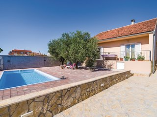 Stunning home in Biograd w/ WiFi and 3 Bedrooms
