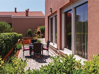 Stunning home in Zadar w/ WiFi and 2 Bedrooms (CDZ388)