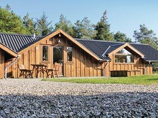 Nice home in Lokken w/ Sauna, WiFi and 5 Bedrooms