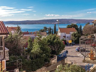 Nice home in Crikvenica w/ WiFi and 2 Bedrooms