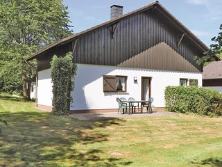Beautiful home in Thalfang w/ 2 Bedrooms and WiFi (DHU209)
