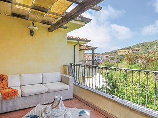 Stunning home in S.Teresa di Gallura OT w/ WiFi and 2 Bedrooms (ISD859)