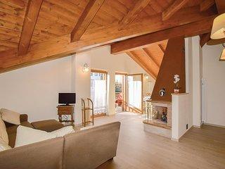 Nice home in Fai della Paganella w/ WiFi and 2 Bedrooms (IDD311)