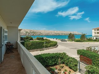 Stunning home in Pag w/ WiFi and 3 Bedrooms (CKP795)