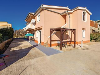 Amazing home in Pag w/ WiFi and 3 Bedrooms (CKP744)