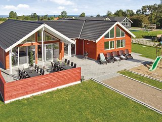 Beautiful home in Nordborg w/ Sauna, WiFi and 6 Bedrooms