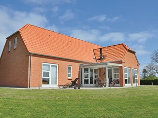 Beautiful home in Nordborg w/ WiFi and 4 Bedrooms (F09285)
