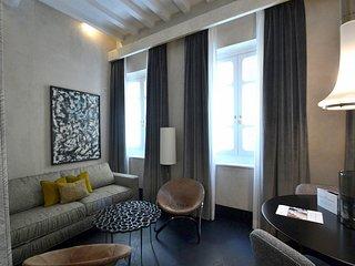 Oltrarno Villa Sleeps 3 with Air Con and WiFi - 5777751