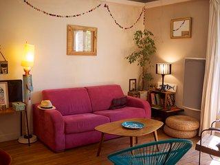 Charmant Appartement convivial & familial Bastille