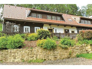 Amazing home in Hronov w/ Sauna, WiFi and 4 Bedrooms