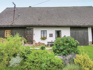 Beautiful home in Petrovice w/ WiFi and 2 Bedrooms (TBB394)