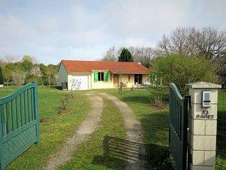 1 bedroom Villa in Saint-Vivien-de-Médoc, Nouvelle-Aquitaine, France - 5685221