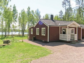 Stunning home in Ryd w/ Sauna, WiFi and 3 Bedrooms