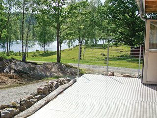 Awesome home in Gislaved w/ Sauna, WiFi and 2 Bedrooms