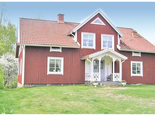 Stunning home in Agunnaryd w/ WiFi and 3 Bedrooms