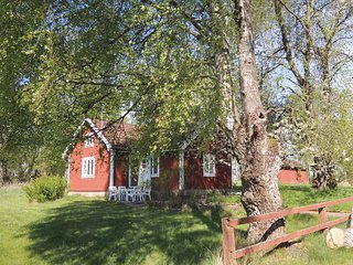 Beautiful home in Almhult w/ 1 Bedrooms