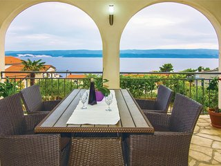 Stunning home in Stanici w/ WiFi and 2 Bedrooms