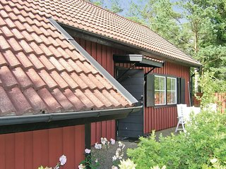 Beautiful home in Hestra w/ Sauna and 3 Bedrooms