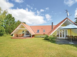 Amazing home in Stege w/ Sauna and 4 Bedrooms