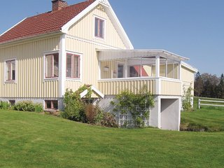 Awesome home in Smålandsstenar w/ WiFi and 2 Bedrooms