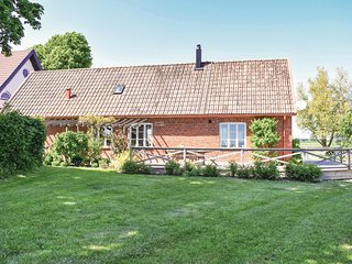 Awesome home in Gärsnäs w/ WiFi and 2 Bedrooms