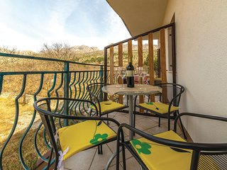 Beautiful apartment in Seline w/ WiFi and 1 Bedrooms