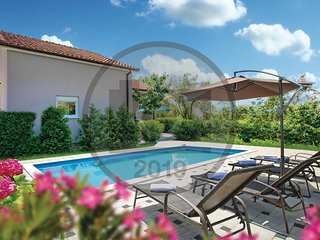 Awesome home in Svetvincenat w/ WiFi and 3 Bedrooms