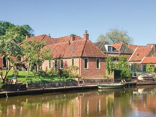 Beautiful home in Winsum w/ WiFi and 2 Bedrooms