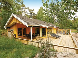 Awesome home in Nexo w/ Sauna, WiFi and 4 Bedrooms