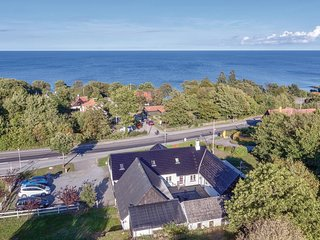 Awesome home in Allinge w/ WiFi and 5 Bedrooms
