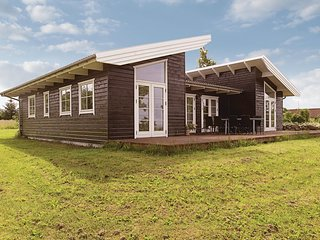 Stunning home in Hasle w/ Sauna, WiFi and 4 Bedrooms