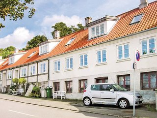 Amazing home in Hasle w/ Sauna, 4 Bedrooms and WiFi
