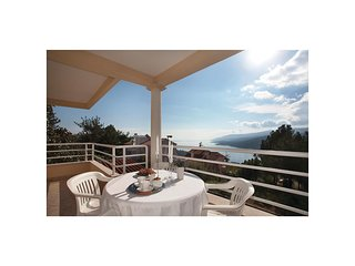 Awesome home in Rabac w/ WiFi and 2 Bedrooms (CIO233)