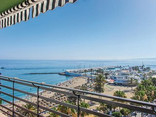 Awesome home in Marbella w/ WiFi and 1 Bedrooms
