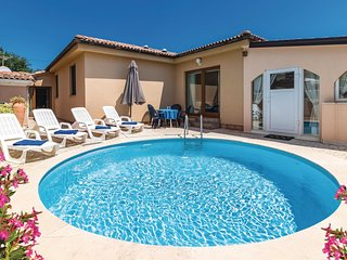 Awesome home in Marcana w/ WiFi and 2 Bedrooms