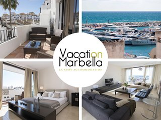 GIANT & ELEGANT WATERFRONT FLAT IN PUERTO BANUS