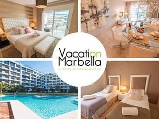 RECENTLY REFURBISHED APARTMENT IN THE HEART OF PUERTO BANUS!