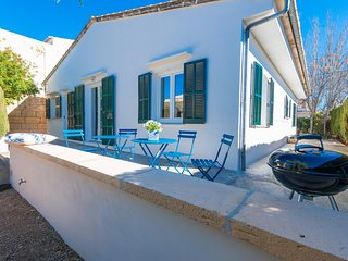 CALA RAFALINO - Chalet for 6 people in Cala Morlanda (Manacor)
