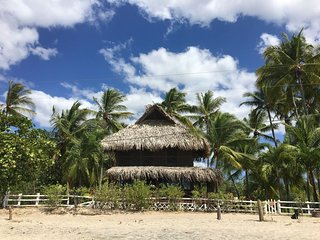 Unique and Magical Beachfront Bungalow!