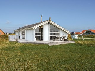 Beautiful home in Harboore w/ Sauna and 3 Bedrooms